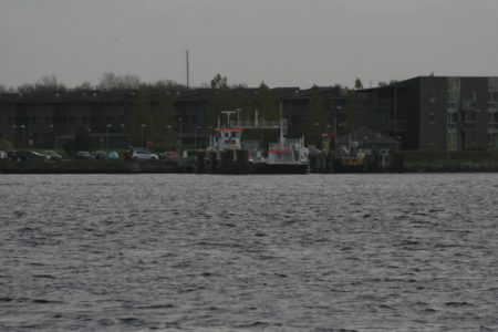 Færgeleje på Aalborg siden