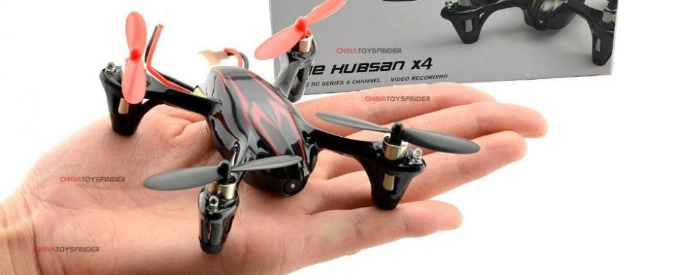 Orginal-Hubsan-X4-H107C-HD