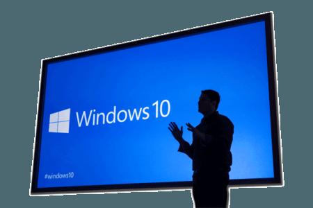 Gratis Windows 10 snart klar