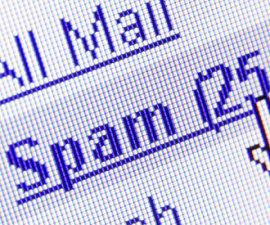 E-mail-Spam-Rates-Drop-Significantly