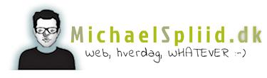 MichaelSpliid.dk - Logo