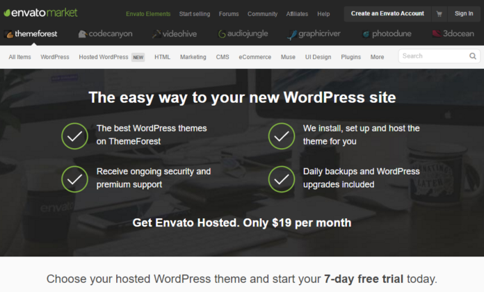 envato Hosted